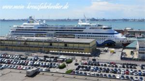 Schnupperkreuzfahrt oder Minikreuzfahrt mit AIDA