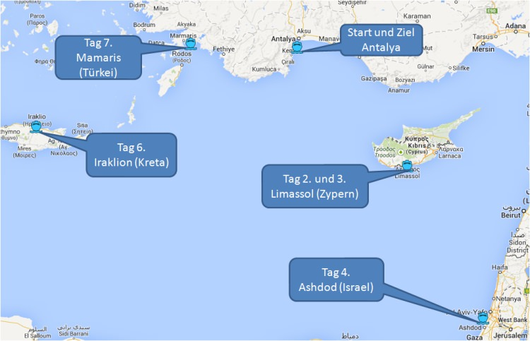 mein-kreuzfahrtwetter-aida-route-antalya-limassol-ashdod-iraklio-mamaris-antalya-small
