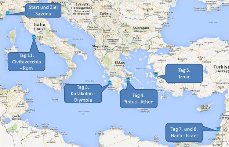 mein-kreuzfahrtwetter-costa-route-savona-katakolon-athen-izmir-haifa-civitavecchia-savona-small