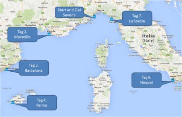 mein-kreuzfahrtwetter-costa-route-savona-marseille-barcelona-palma-neapel-laspezia-savona-mini