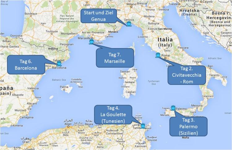 mein-kreuzfahrtwetter-msc-route-genua-civitavecchia-palermo-lagoulette-barcelona-marseille-genua-small