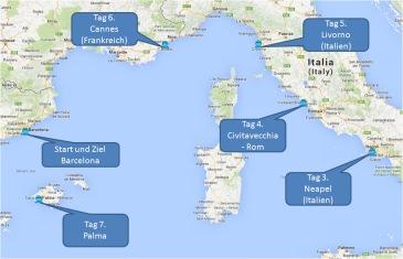mein-kreuzfahrtwetter-ncl-route-barcelona-neapel-civitavecchia-livorno-cannes-palma-barcelona-mini