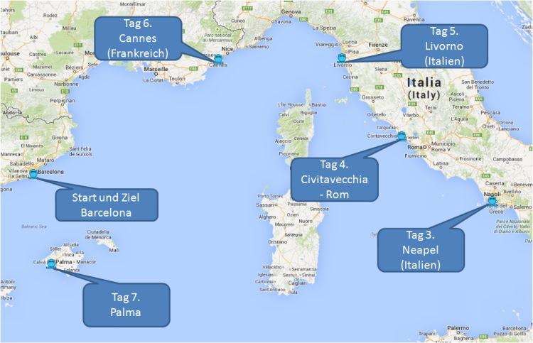 mein-kreuzfahrtwetter-ncl-route-barcelona-neapel-civitavecchia-livorno-cannes-palma-barcelona-small