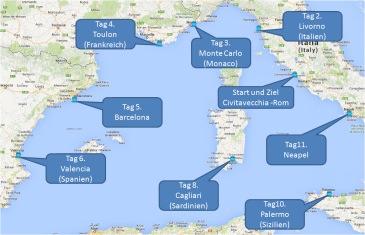 mein-kreuzfahrtwetter-ncl-route-civitavecchia-livorno-montecarlo-toulon-barcelona-valencia-cagliari-palermo-neapel-civitavecchia-mini