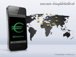 Roaming-Gebühren innerhalb von Europa sinken