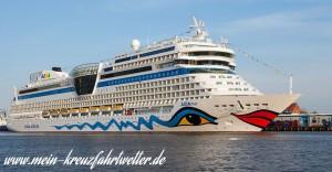 Kreuzfahrtschiff AIDAmar im NDR Urlaubscheck