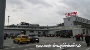 Weihnachts-Kreuzfahrt mit der MSC Fantasia