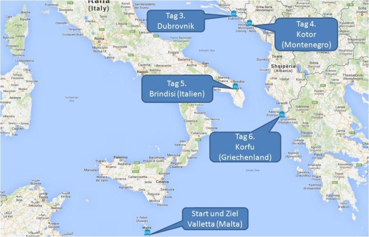 mein-kreuzfahrtwetter-tui-cruises-route-valletta-dubrovnik-kotor-brindisi-korfu-valletta-small
